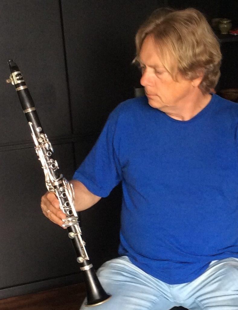 Hans Niese: bes-klarinet en basklarinet
