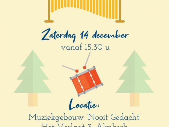 Kerstconcert in Almkerk